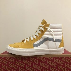 Vans sk8 high Gold Honey Marshmallow